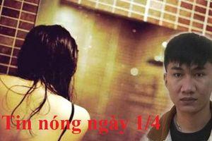 Tin nóng ngày 1/4: 'Sugar Baby' bị quay clip nóng, tống tiền