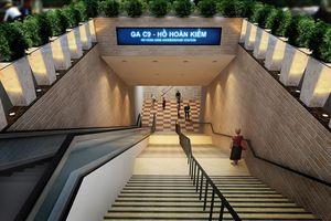 Bỏ ga ngầm C9: Lo ngại không đạt mục tiêu cả dự án