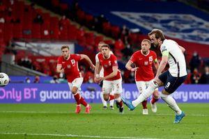 Ngôi sao Harry Kane phá kỷ lục của Lampard ở tuyển Anh