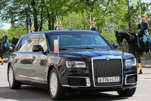 Loạt xe chở lãnh đạo nổi tiếng thế giới