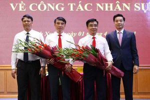 Ông Võ Đăng Dũng làm Chủ tịch UBND quận Thanh Xuân