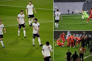 Vòng loại World Cup 2022: Đức nhận thất bại trước Bắc Macedonia