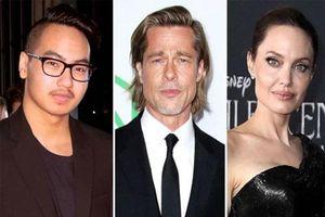 Con trai cả của Angelina Jolie có động thái đáng chú ý sau khi ra làm chứng Brad Pitt bạo hành