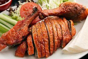 Thịt vịt là món đại bổ nhưng cực kỵ với 4 loại thực phẩm, ăn vào coi chừng sinh bệnh