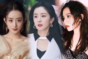 10 gương mặt đẹp nhất Cbiz (P2): Lưu Thi Thi là 'nàng thơ', Triệu Lệ Dĩnh - Dương Mịch trẻ hóa!