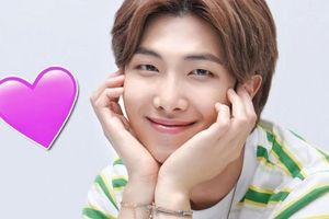 Nội dung lá thư khiến nhiều người bất ngờ của RM (BTS)