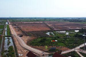 Đẩy nhanh tiến độ đầu tư các KCN tại TX Quảng Yên
