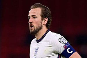 Kane xô đổ kỷ lục của Lampard ở ĐT Anh