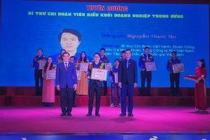Tuổi trẻ PVGAS đón nhận nhiều bằng khen trong Tháng thanh niên