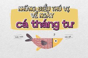 Sao Việt và 1001 câu chuyện ngày Cá tháng tư