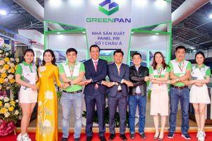 GreenPan Việt Nam – tiên phong sản xuất vật liệu xây dựng xanh bằng công nghệ 2bGP.