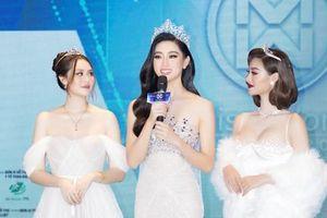 Lương Thùy Linh - Đỗ Thị Hà 'đọ' vương miện