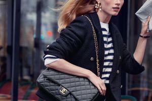 Mê mẩn trước vẻ đẹp thanh lịch vượt thời gian của chiếc túi Chanel 11.12 trong chiến dịch 'The Chanel Iconic'