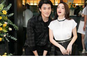 Kaity Nguyễn được Khương Lê chăm sóc tận tình tại sự kiện, fan lập tức 'đẩy thuyền'