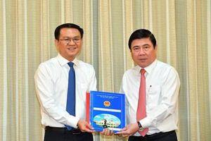 Đồng chí Lâm Đình Thắng giữ chức Giám đốc Sở Thông tin và Truyền thông TP. Hồ Chí Minh