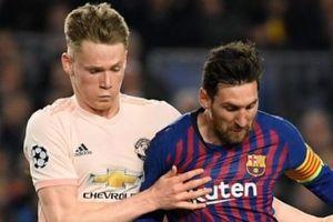 Hiểu lầm khiến McTominay suýt không được Messi đổi áo