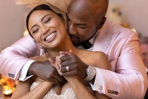 Lễ cưới của MC gốc Việt Jeannie Mai và chồng rapper