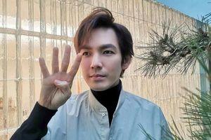 Ngoại hình Chung Hán Lương ở tuổi 47