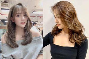 Phái đẹp Việt nên nhuộm tóc màu gì vào mùa hè?