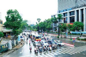 Chương trình truyền thông 'Vì an toàn giao thông Thủ đô': Bền bỉ bồi đắp văn hóa giao thông