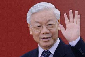 Sáng nay trình Quốc hội miễn nhiệm Chủ tịch nước Nguyễn Phú Trọng