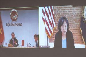 Giao thương Việt Nam-Hoa Kỳ hướng tới 100 tỷ USD