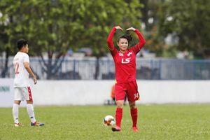 U19 TP Hồ Chí Minh thắng tối thiểu U19 Sơn La