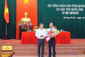 Bí thư huyện được bầu làm Phó Chủ tịch HĐND tỉnh Quảng Bình