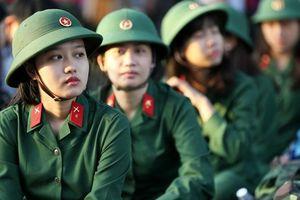 Các trường quân đội công bố thông tin tuyển sinh năm 2021