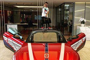 Chi tiết Aston Martin V8 Vantage gần 17 tỷ của đại gia Minh Nhựa
