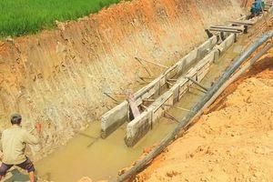 Kỳ lạ kênh dẫn nước dưới lòng đất, xã nghèo nhất Đắk Nông kêu cứu