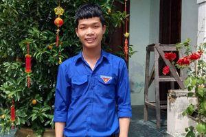 Vất vả bươn chải nhưng chàng sinh viên điều dưỡng vẫn đam mê làm thiện nguyện