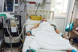 Quảng Nam: Khởi tố người chồng đâm vợ cũ và đầu bếp quán nhậu thương vong