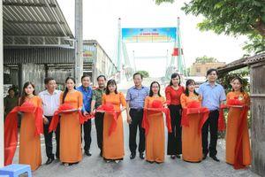 Khánh thành cầu Kênh Ngang nhỏ huyện Cờ Đỏ - TP. Cần Thơ