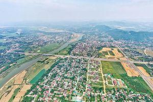 Thu hút đầu tư, tạo sắc diện mới ở thị xã Thái Hòa