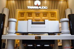 Đầu đĩa SACD đắt nhất thế giới Goldmund Eidos Reference xuất hiện tại Việt Nam, giá 5,5 tỷ đồng