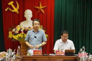 Lộc Hà làm tốt công tác chuẩn bị bầu cử ĐBQH và đại biểu HĐND các cấp