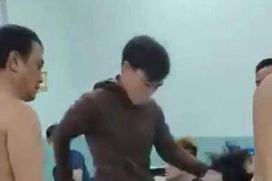 Vụ hai thiếu niên bị dân phòng đánh tại trường: Hiệu trưởng nhận khuyết điểm