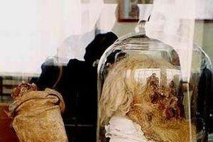 Bí ẩn về những xác ướp 'người muối' ở khu mỏ cổ xưa tại Iran