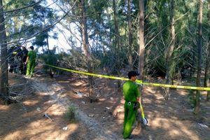 Phát hiện thi thể người đàn ông trong rừng thông với nhiều vết thương trên cơ thể