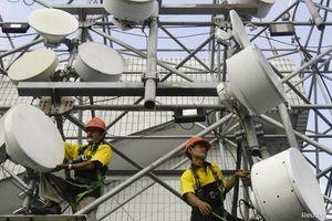 Indosat Ooredoo bán các trạm phát sóng viễn thông cho Edge Point
