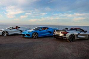 Chevrolet Corvette 2022 sắp ra mắt tại Úc, giá từ 2,5 tỷ đồng