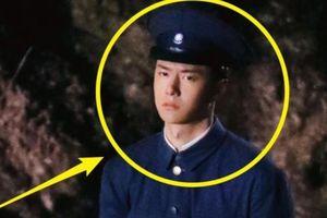 Vương Nhất Bác trông cực kì đáng yêu trên phim trường thời Dân Quốc
