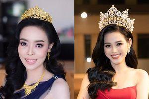 Đại diện Lào tại Miss World bị chê kém xinh ở tuổi 30, Đỗ Thị Hà nhan sắc rực rỡ đàn áp đối thủ châu Á