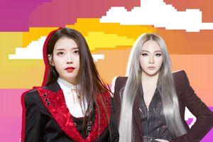 Fan tiếc hùi hụi vì xém chút nữa là được thấy màn kết hợp 'kinh điển' của IU và CL (2NE1)