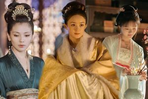 Đắm chìm vào nhan sắc kiều diễm của những mỹ nhân thời Tống trên màn ảnh nhỏ xứ Trung