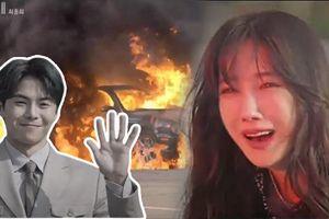 'Penthouse 2' tập cuối: Logan Lee bị nổ chết, sự trả thù của phần 3 bắt đầu