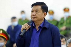 Ông Đinh La Thăng nộp thi hành án gần 4,5 tỷ đồng trong tổng số 630 tỷ