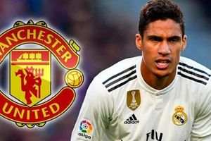 Real Madrid báo giá Varane cho Manchester United