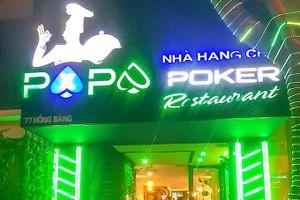 Nhà hàng 77 Hồng Bàng (phường Tân Lập): Không hoạt động vũ trường